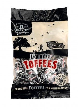 150g Bag Liquorice - New