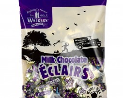 150g Bag Milk Choc Eclair - New