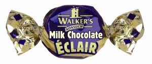 Milk Choc Eclair - NEW