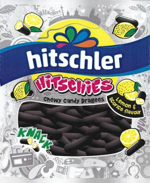 Drop fruit Hitschies 125 gram