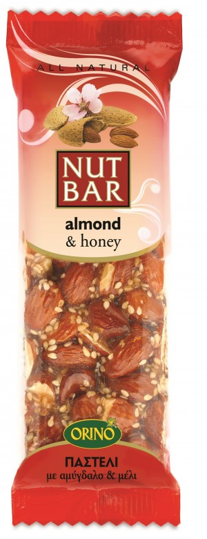 NUT BAR ALMOND