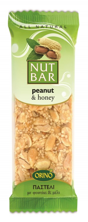 NUT BAR PEANUT