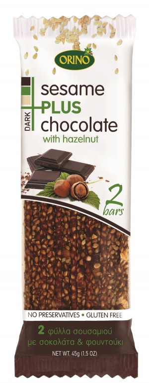chocolate bar HAZELNUT
