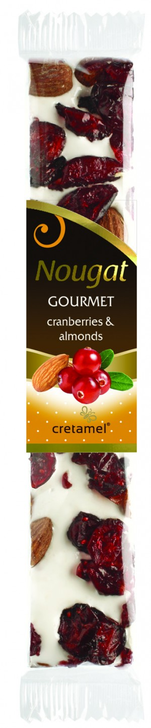 CRANBERRIES & ALMOND 100G
